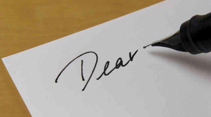 Letter I Found